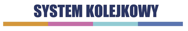 Logo systemu kolejkowego